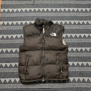 North Face 700 fill Puffy Vest
